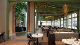 Studio Linse Amsterdam Café Restaurant De Plantage Artis Paul Linse Barbara de Vries