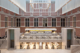 Studio Linse Amsterdam Rijksmuseum Café Paul Linse Barbara de Vries Nuno Urbano